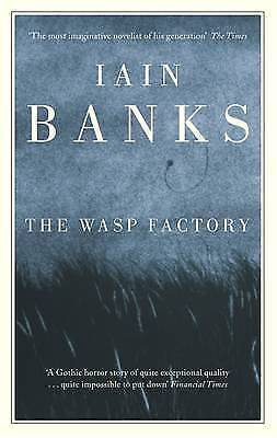 1 of 1 - The Wasp Factory by Iain Banks (Paperback, 1992)