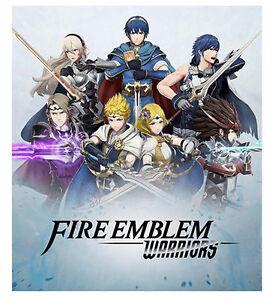 fire emblem warriors nintendo switch 2017 ebay
