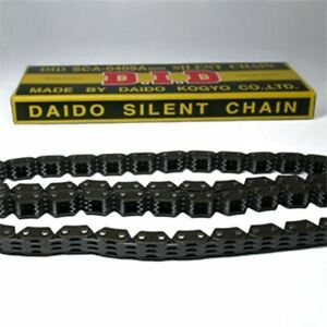 DID Timing Chain Open /& Rivet SCA-0409A 158 Links