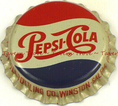 1950s no bottler SUN CREST IMITATION GRAPE SODA Cork Crown Tavern Trove