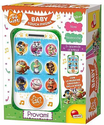 44 Gatti Baby Smartphone Touch