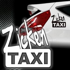 Details Zu Sprüche Auto Aufkleber Zicke Zickentaxi Autoaufkleber Sticker Jdm Oem Autospruch
