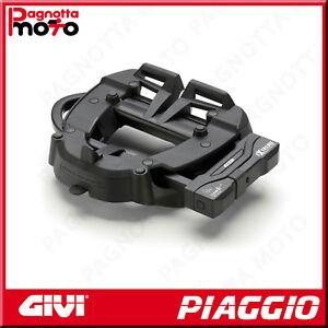 PIASTRA MONOLOCK DOTATA DI SEDE X LUCCHETTO AD ARCO PIAGGIO MP3 BUSINESS 500 18