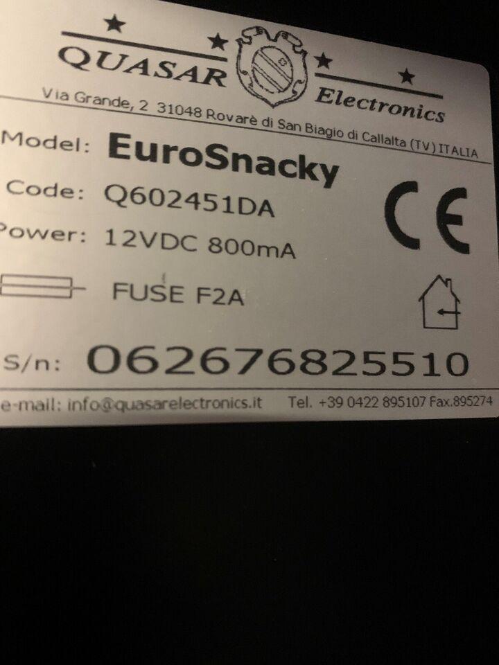 Solarium, Eurosnacky