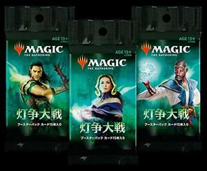 MTG-Magic-the-Gathering-War-of-the-Spark-Booster-6pack-Set-Japanese-ver