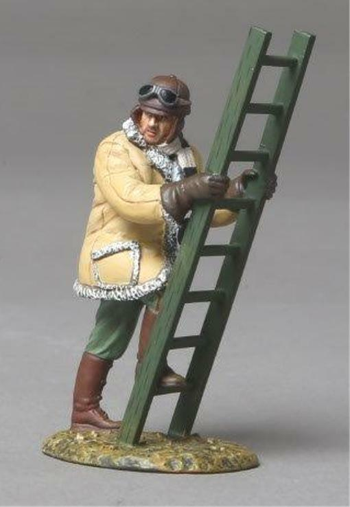 THOMAS GUNN WW1 GERMAN GW073A THE RED BARON MANFRED VON RICHTHOFEN MIB