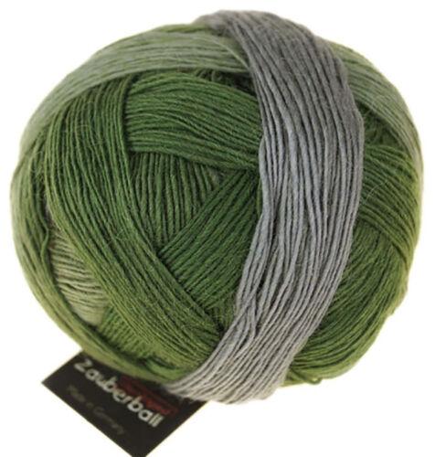 Zauberball von Schoppel 100g Sockenwolle Tücher Farbverlaufsgarn  alle Farben