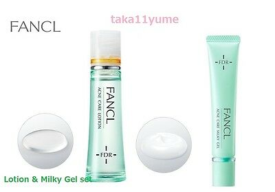 Fancl Japan Fdr Acne Care Lotion Milky Gel Ac Medicated Treatment Set Ebay
