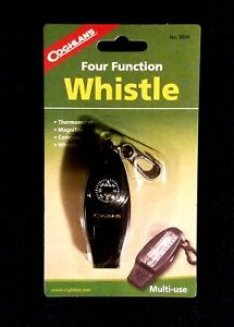 Coghlan's Four Function Whistle - NIP