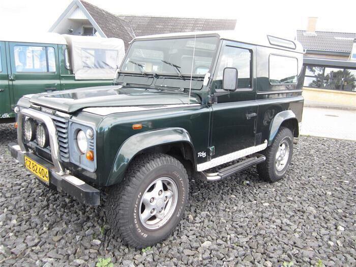 Land Rover købes ??