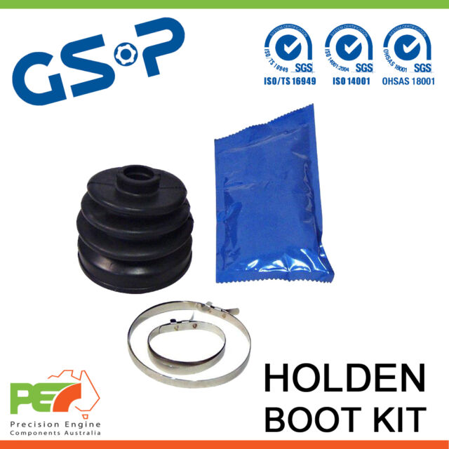 1x * GSP * Outer CV Boot Kit for HOLDEN RODEO 2.6L Petrol 2.8L Diesel M/T & A/T