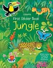 First Sticker Book Jungle by Alice Primmer (Paperback, 2014)