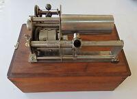rare graphophone phonographe columbia 1897*
