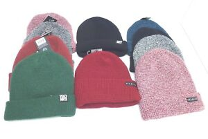 3ced5a95e93 YEA.NICE Men s Cuff Beanie Winter Hat  Multicolor Cap  One SIze Fit ...