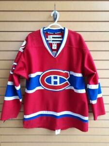 Chandail Jersey de Hockey Authentic NHL Reebok MTL Canadiens Cammalleri 13 (A053838) Canada Preview