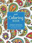 Posh Adult Coloring Book: Paisley Designs for Fun & Relaxation by Theresa Roberts Logan (Paperback, 2016)