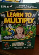 Learn to Multiply with Flash Cards and Activity Book PC GAME - FAST POST