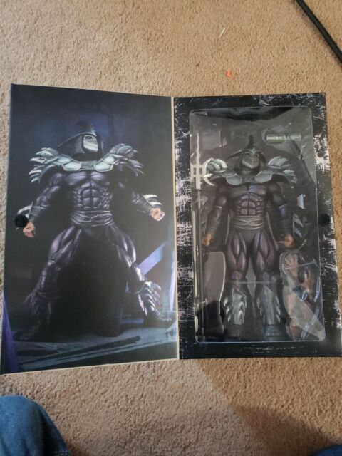 NEW TMNT NECA Super Shredder Shadow Master IN HAND FREE SHIPPING IN USA