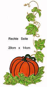 Window-Color-Bild-Fensterbild-Fenstersticker-Herbstliche-Kuerbisecke-176