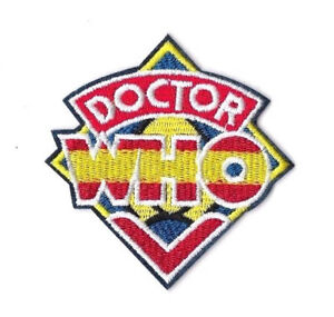 DOCTOR-WHO-Iron-on-Sew-on-Patch-Embroidered-Badge-Motif-TV-PT175