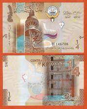 P29 Kuweit / Kuwait  1/4  Dinar  2014  UNC