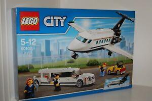 Lego City 60102 Flughafen Vip Service Flugzeug Neu Passt Zu 60104