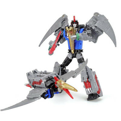 Transformers Generations of Power of Primes Deluxe Autobots Swoop Action Figure