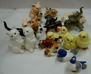 Goebel Hummel MINIATURE ANIMAL FIGURINE COLLECTION - Choice