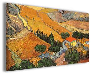 Quadro Vincent Van Gogh vol IV Quadri famosi Stampe su tela ...