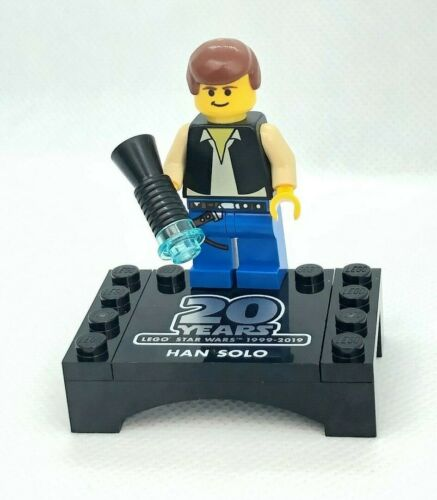 LEGO Star Wars 20 Years Anniversary Han Solo Minifigure  75262
