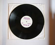 Bananarama I Heard A Rumour DE 12in 1987 Rare Horoscope Mix Promo
