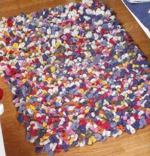 Alfombra de gancho de cierre patrón LA3697 Ver Fotos-Nuevo Cool tapetes hechos fácil Artes de ocio