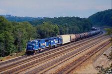 543090 Westbound Conrail Freight Near Gallitzin PA A4 Photo Print