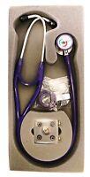 Grx Medical Cd-29 Advanced Elite Cardiology Stethoscope Purple Professional