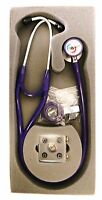 Grx Medical Cd-29 Advanced Elite Cardiology Stethoscope Purple Professional