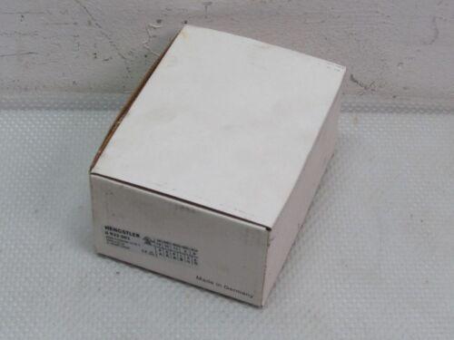 Hengstler 0522001 ri58-o//2500as.41te-c incremental codificador sin usar en su embalaje original