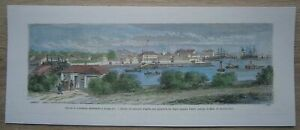 1864-print-AMERICAN-CONCESSION-IN-SHANGHAI-CHINA-85a