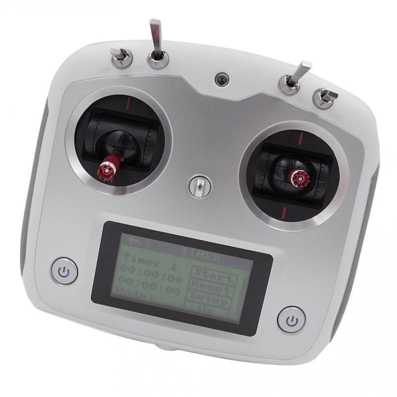 Flysky FS-i6S 10CH 2.4G RC Transmitter w  FS-IA6B RF for RC Drone Quadcopter