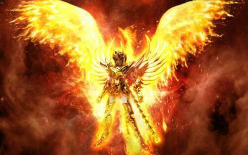 Great Toys Saint Seiya Myth Cloth God Cloth EX Phoenix Phénix Ikki V4 Présalé