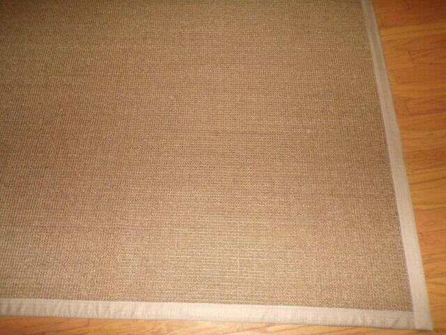 Color Bound Rug Natural Sisal 5x8 Chino