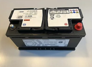 Genuine-BMW-Original-AGM-Battery-92Ah-For-Start-Stop-Systems-61216806755