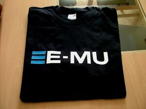 RETRO-SYNTH-DRUM-MACHINE-SAMPLER-T-SHIRT-EMU-S-M-L-XL-XXL