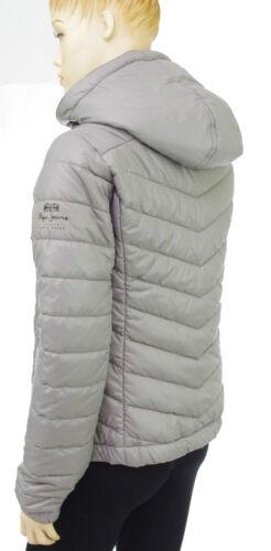 premium selection 070f3 221fc Pepe S Piumino Donna Pl400966 Taglia Micro Stella Jeans ...