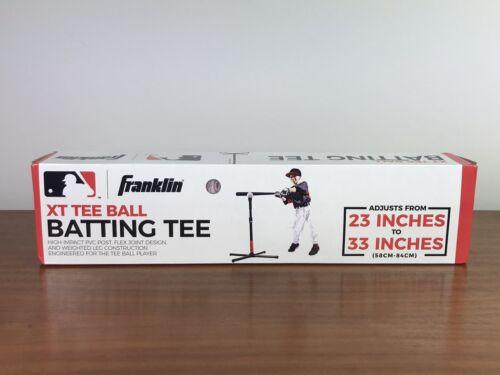 "33/"" Baseball Softball Flex Joint Ball Franklin Batteur Tee XT réglable 22/"""