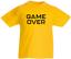 miniature 7 - Game Over Kids Gamer T-Shirt Gaming Tee Top