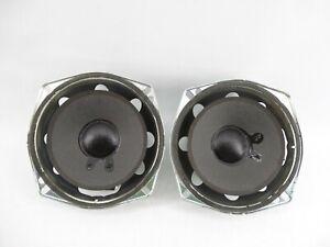 mini advent woofer pair 2 speaker drivers need new. Black Bedroom Furniture Sets. Home Design Ideas