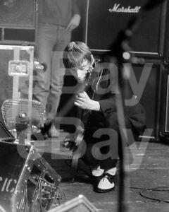 "The Jam - Paul Weller ""Modfather"" 10x8 Photo"