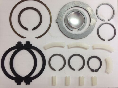 NP231 Transfer Case Small Parts Kit TC231-50U //w Snap Rings Fork Pads Washer