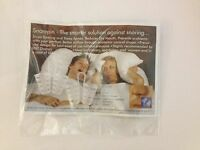 Snorepin (tm) -stop Snoring & Sleep Apnea Authentic Free Fast Shipping