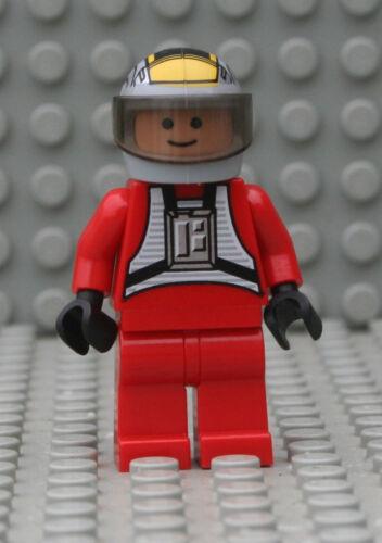 Flesh color LEGO® Star Wars™ B-Wing Pilot New!